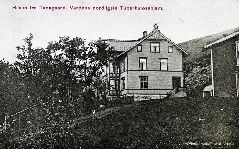 Tanagård på Langnes