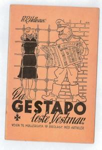 Da Gestapo leste Vestmar