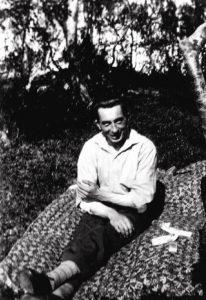 Henrik Willgohs Knudsen (1897-1985). Foto utlånt av Henrik Willlgohs.